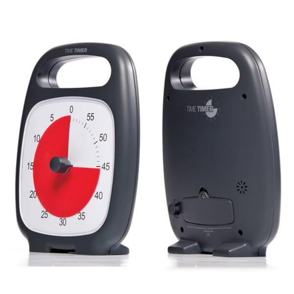 Time Timer Plus bordmodell svart