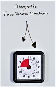 Bilde av Time Timer - Medium med magneter