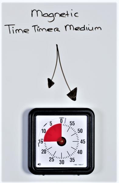 Time Timer - Medium med magneter