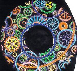 Bilde av Solar effekthjul tannhjul