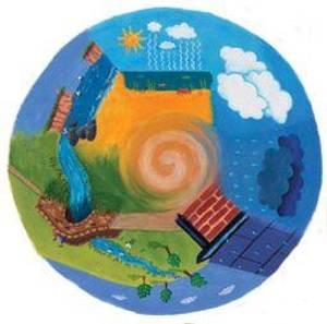 Bilde av SNAP effekthjul vannet sirkulerer
