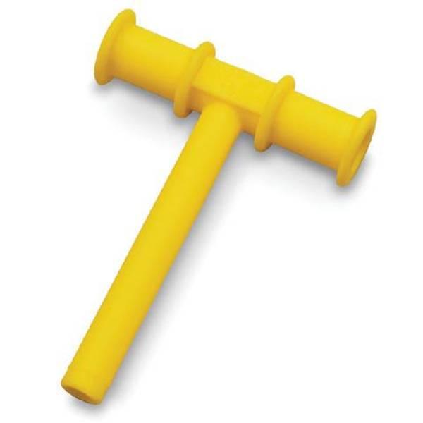 Tyggerør gul