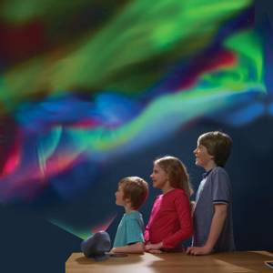Bilde av Nordlys projektor