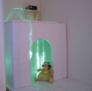 Bilde av Hytte med 2 speil