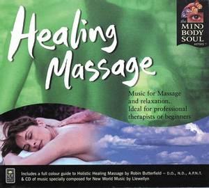 Bilde av Cd healing massasje
