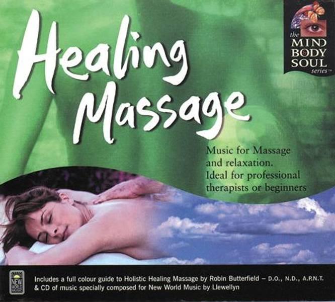 Cd healing massasje