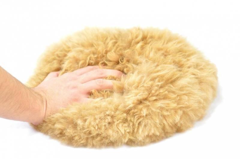 Pute Alpakka med vekt