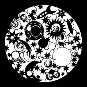 Bilde av Space effekthj Outer space